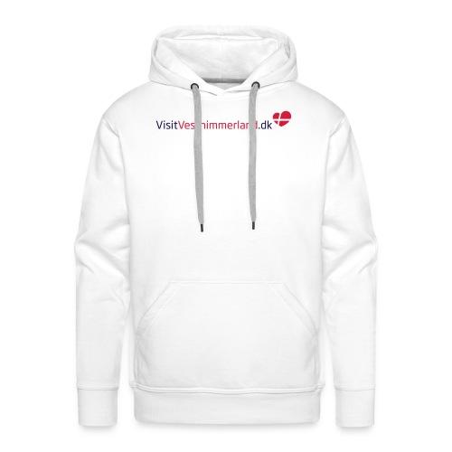 VVH_logo-eps - Herre Premium hættetrøje