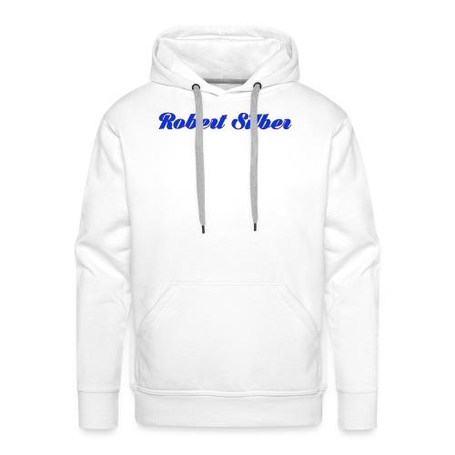 Robert Silber - Männer Premium Hoodie