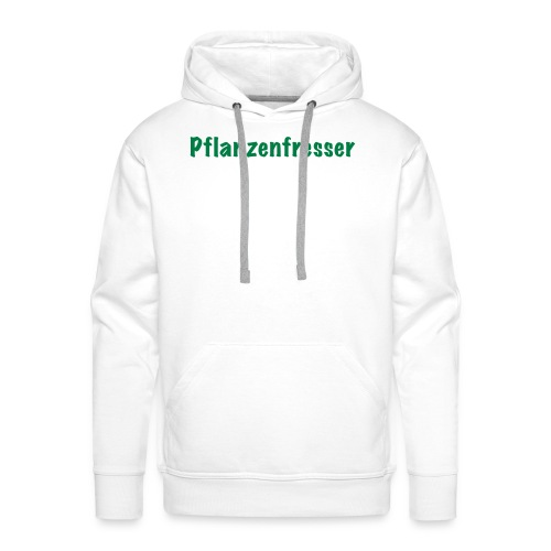 Pflanzenfresser - Männer Premium Hoodie