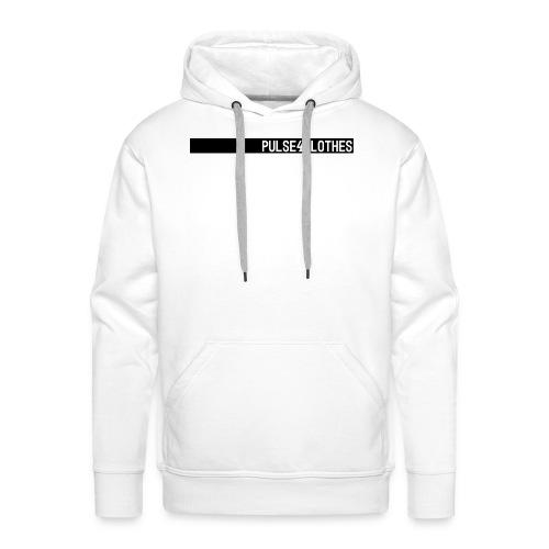 PULSE4CLOTHES - Männer Premium Hoodie