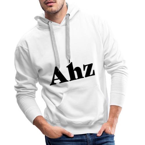 Ahz - Männer Premium Hoodie