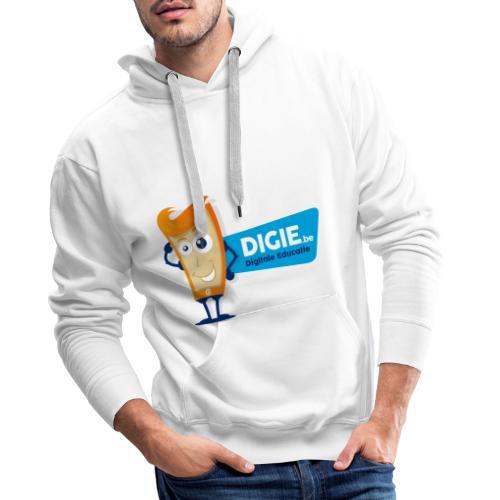 Digie.be - Mannen Premium hoodie