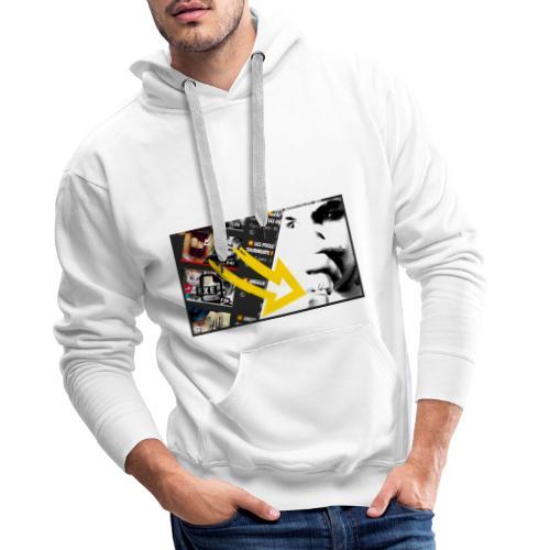Jay L'officiel - Sweat-shirt à capuche Premium pour hommes