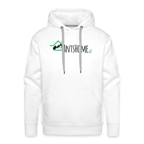 AntsHome Single Branding - Männer Premium Hoodie