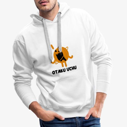Otaku Collection - Sweat-shirt à capuche Premium pour hommes