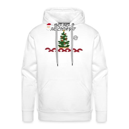 CHRISTMAS - Sudadera con capucha premium para hombre