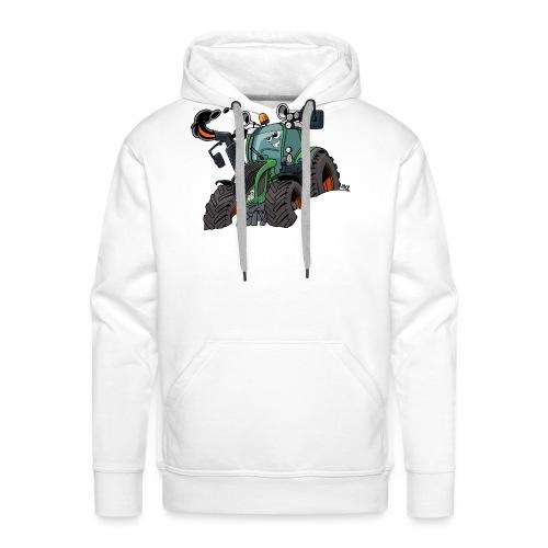 F 718Vario zonder kar - Mannen Premium hoodie