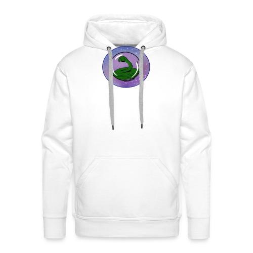 SERPENT DE L'ESPACE - Sweat-shirt à capuche Premium pour hommes