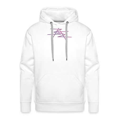 Dont do drugs - pink - Men's Premium Hoodie