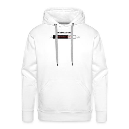 Kiné en charment - Sweat-shirt à capuche Premium pour hommes