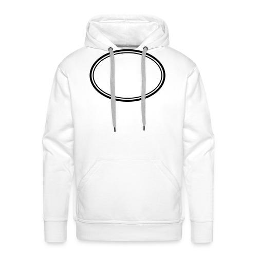 Kreis - Männer Premium Hoodie