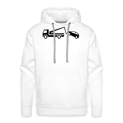 Parken verboten Tshirts Abschleppen - Männer Premium Hoodie