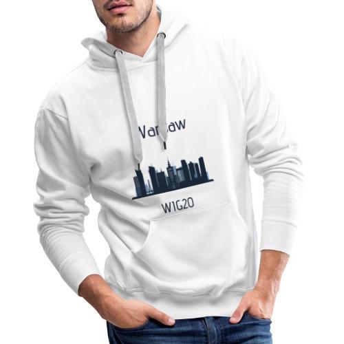WIG20 - Men's Premium Hoodie