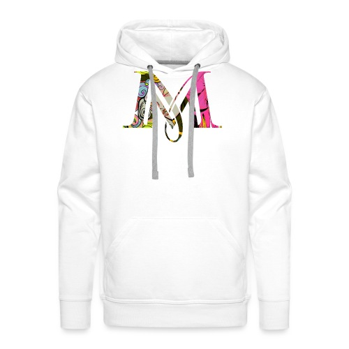 Magie Magic M | Tarot Design - Männer Premium Hoodie