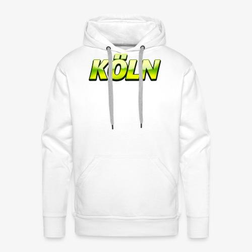 Green Hills Groß Köln - Männer Premium Hoodie