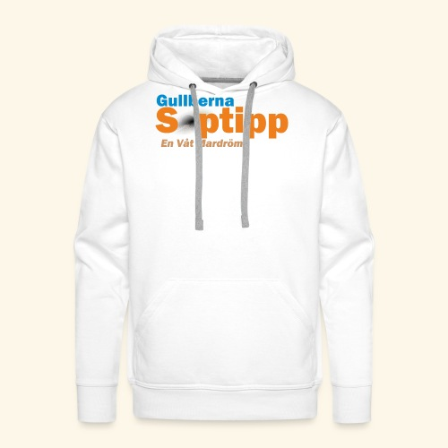 Gullberna Soptipp - Premiumluvtröja herr