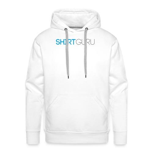 SHIRTGURU - Männer Premium Hoodie