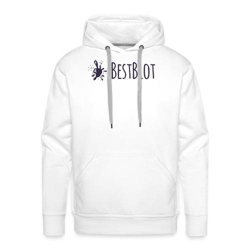 BestBlot logo (medium) - Men's Premium Hoodie