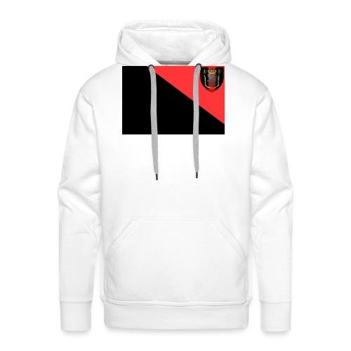 drapeau-jpg - Sweat-shirt à capuche Premium pour hommes