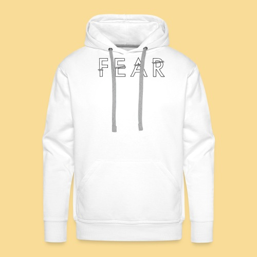 OnEyed Fear - Mannen Premium hoodie