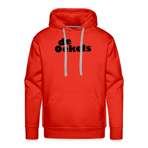 DeOekels t-shirt - Mannen Premium hoodie