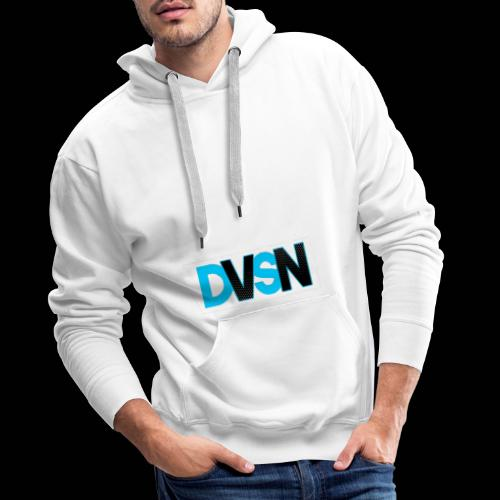 DVSN schrift Logo - Männer Premium Hoodie