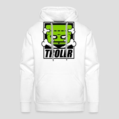 TROLLR origin - Sweat-shirt à capuche Premium pour hommes