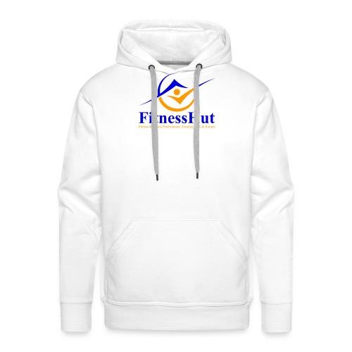 FitnessHutUK Logo Kit - Men's Premium Hoodie
