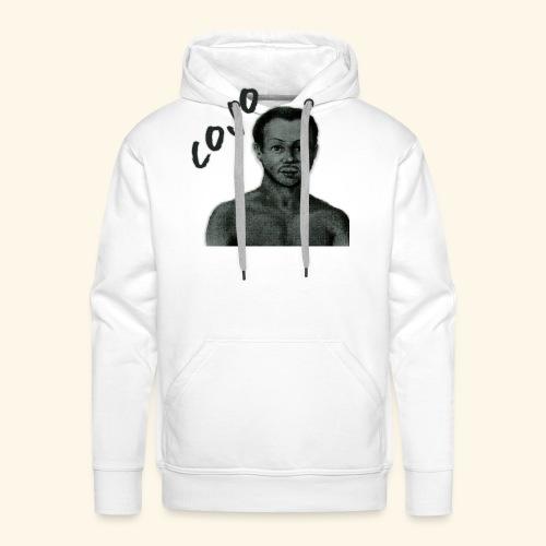 Cojo - Sweat-shirt à capuche Premium pour hommes