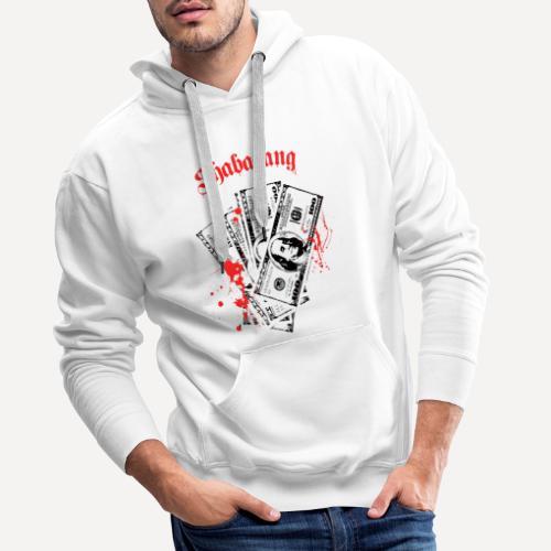 shaba-dolls - Sweat-shirt à capuche Premium pour hommes