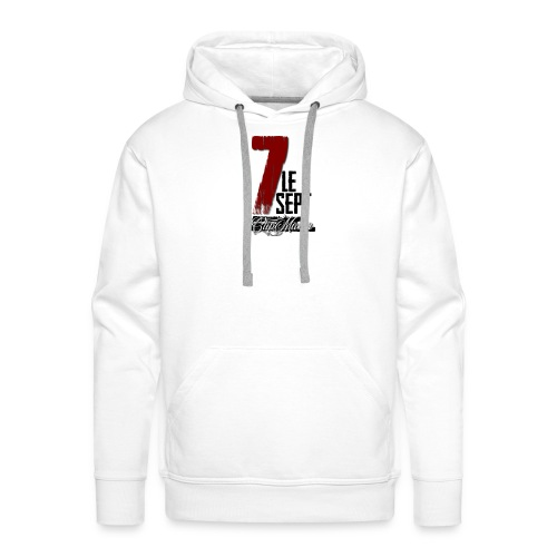 Le sept clipmaker - Sweat-shirt à capuche Premium pour hommes