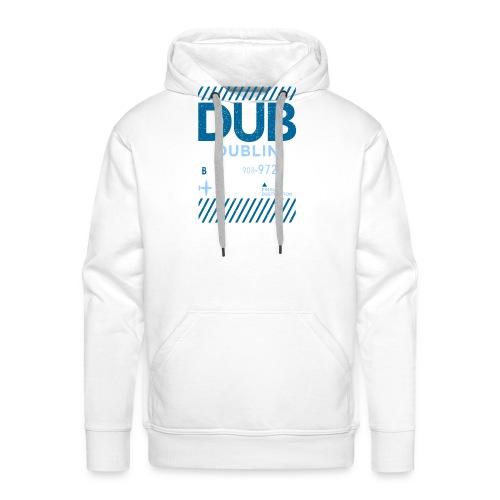 Dublin Ireland Travel - Men's Premium Hoodie