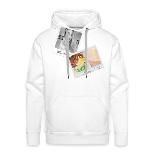 Polaroid Mug  Madrid dreams - Men's Premium Hoodie