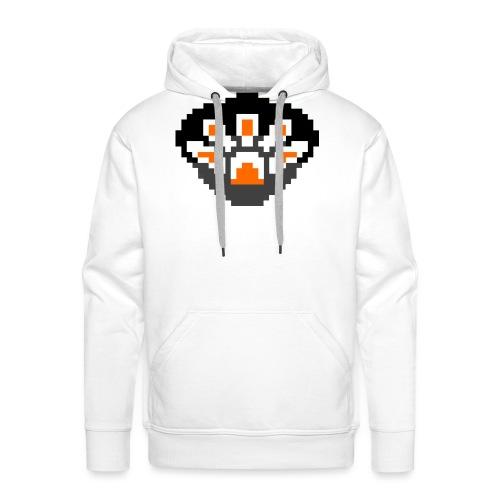 MinecraftExpress Logo - Männer Premium Hoodie