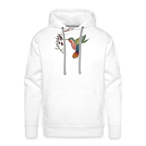 It s a bird! - Premium hettegenser for menn