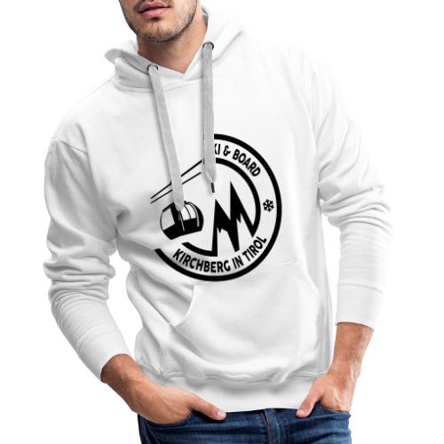Kirchberg ski & board - Mannen Premium hoodie