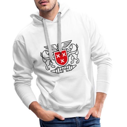 Wapen van Breda - Mannen Premium hoodie