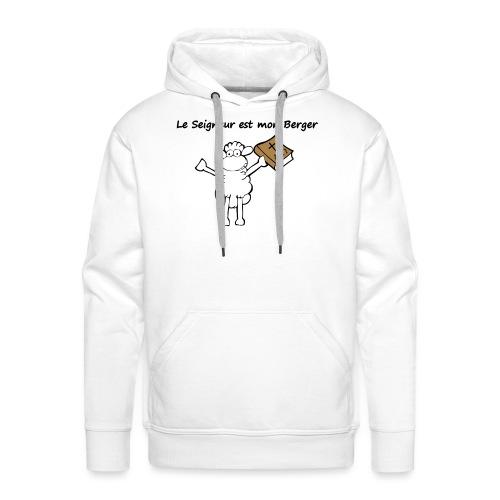 mout1 - Sweat-shirt à capuche Premium pour hommes