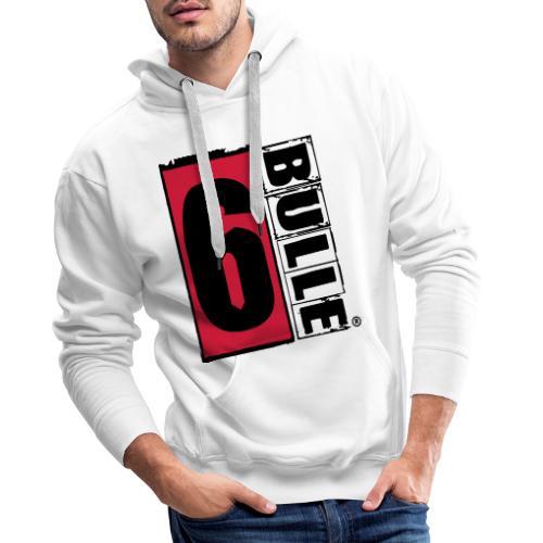 6bulle Urban - Sweat-shirt à capuche Premium pour hommes