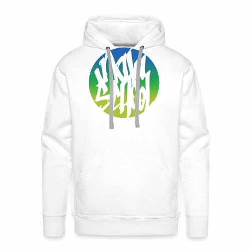Now-School Logo (Colors) - Men's Premium Hoodie