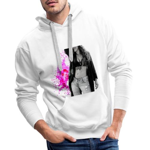 Collage by JK22 Art Bakery This is Me - Mannen Premium hoodie