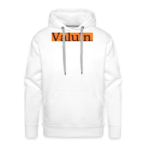 Valuïn - Sweat-shirt à capuche Premium pour hommes