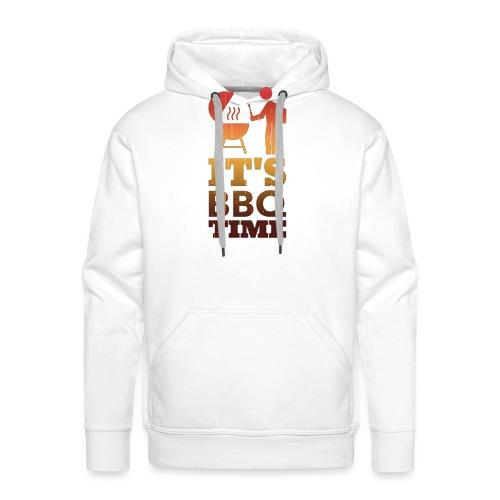 It's BBQ Time - Mannen Premium hoodie