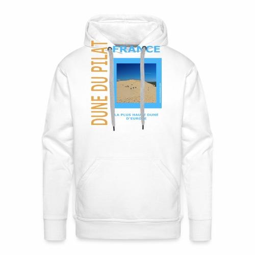 DUNE 2019 no 3 - Sweat-shirt à capuche Premium pour hommes