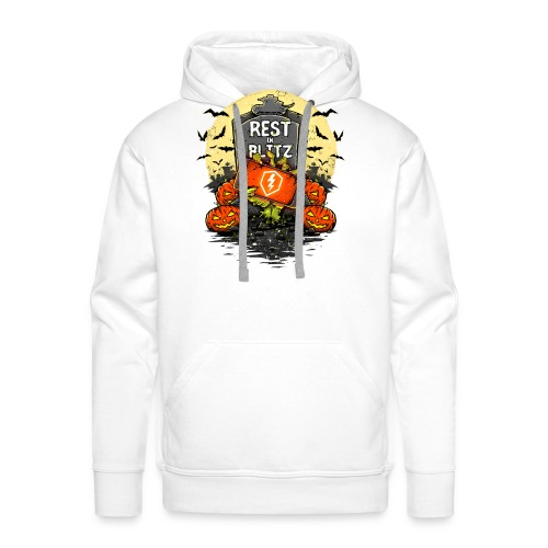 World of Tanks Blitz - Rest in Blitz - Männer Premium Hoodie