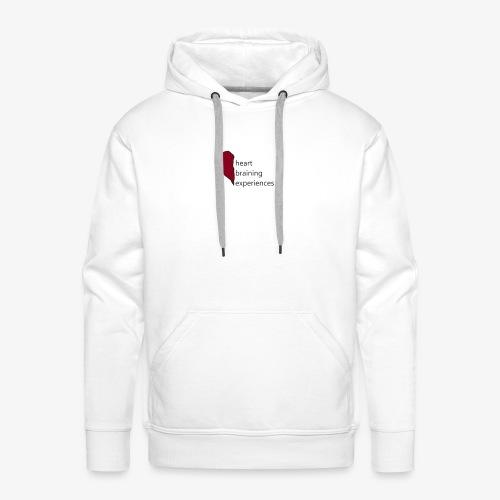 Heart Art Logo - Männer Premium Hoodie