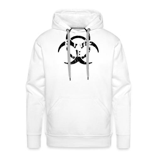 T-Shirt Männer - Männer Premium Hoodie