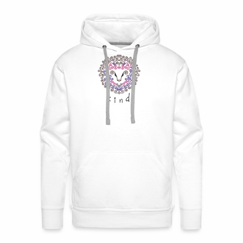 kind Is For All Kind - Men's Premium Hoodie