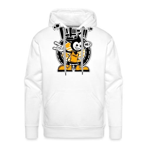 Hi ! Dimokkiz - Sweat-shirt à capuche Premium pour hommes