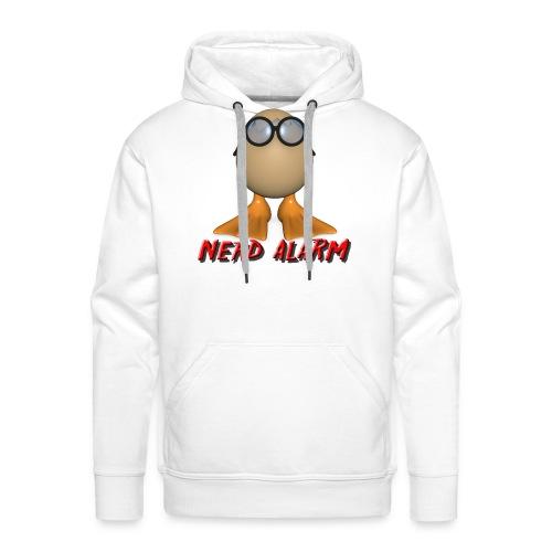 nerd alarm - Männer Premium Hoodie